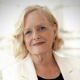 Headshot of Jane Diplock